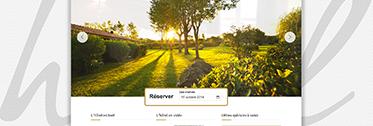Webmaster hôelier- création de site internet pour hôtels
