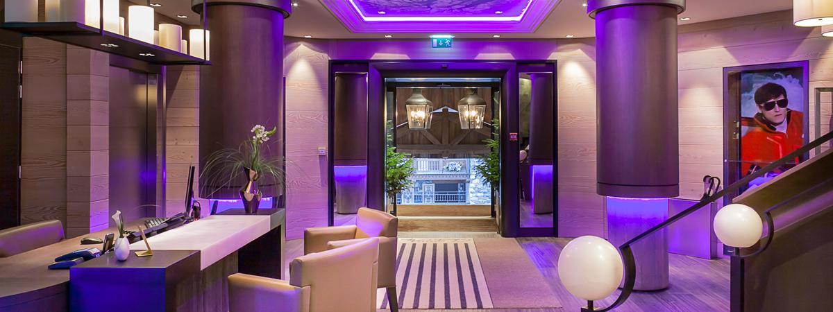 Conseil et formation pour hôtels de luxe