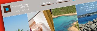 Webmaster hôtelier - développement de site Internet pour Résidences hôtelières