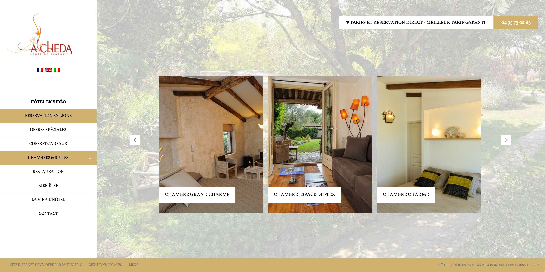 webmaster pour site d'hôtel pro referencement naturel